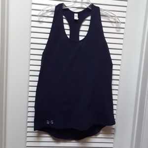 Under Armour Heat Gear Womans Size Small Racer Bac